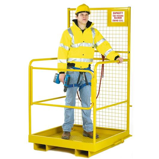 Picture of Economy Fork Lift Cage