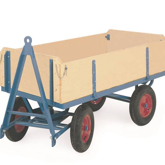 Picture of Industrial Trailers