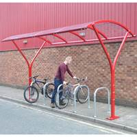 Picture of Dalton Cycle Shelters