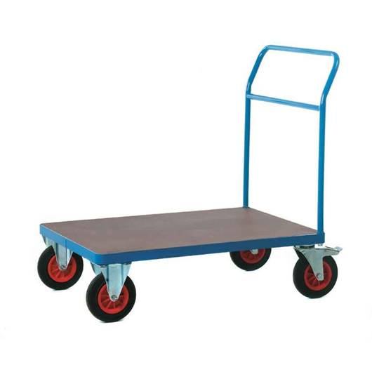 Picture of Fort Phenolic Platform Trucks with Single Bar End