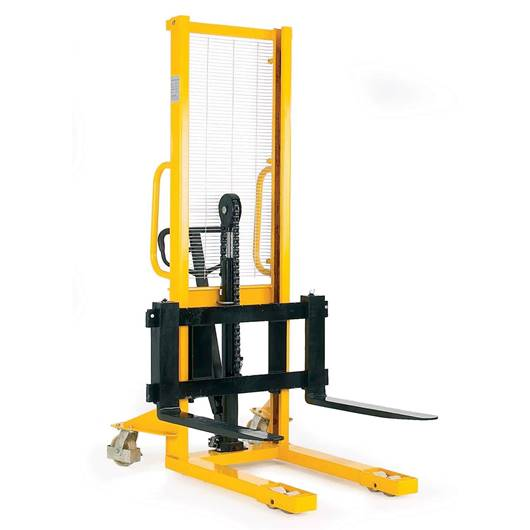 Picture of Hydraulic Stackers with Adjustable Fork
