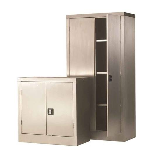 Picture of Stainless Steel Cupboards
