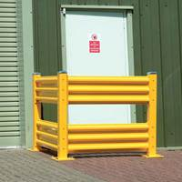 Picture of Steel Barrier System
