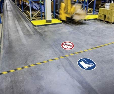 Picture for category Line Marking & Floor Signs