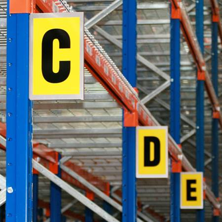 Picture for category Racking Signs & Identification