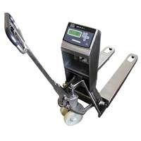 Picture of VULCAN Stainless Steel Ultra High Accuracy Weigh Scale Pallet Truck