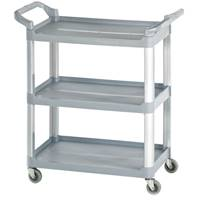 Picture of Plastic Shelf Trolleys