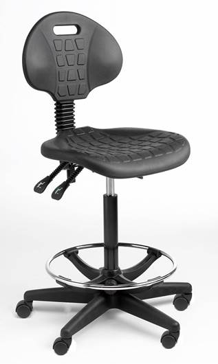 Picture of Fully Ergonomic Polyurethane High Chair