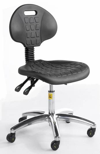 Picture of Static Dissipative Ergonomic Polyurethane Chair
