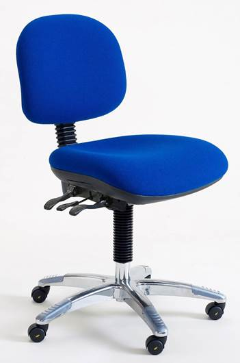 Picture of Heavy Duty Bariatric Fabric Chair 160kg / 25 stone